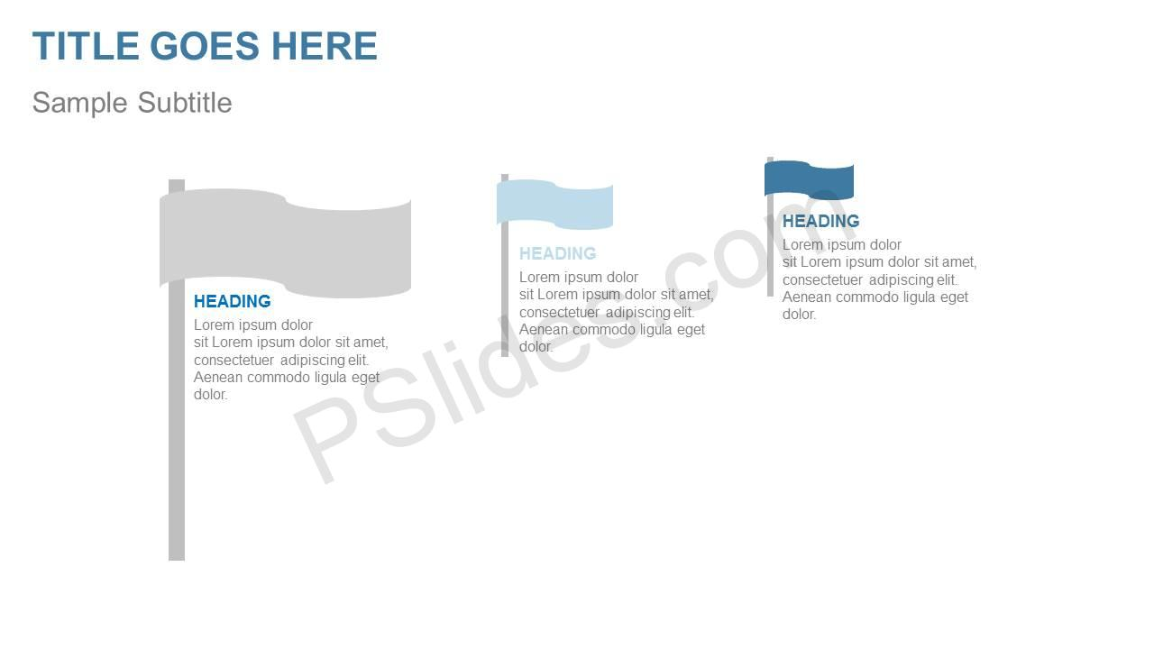3-Flags-PowerPoint-Diagram-Slide1
