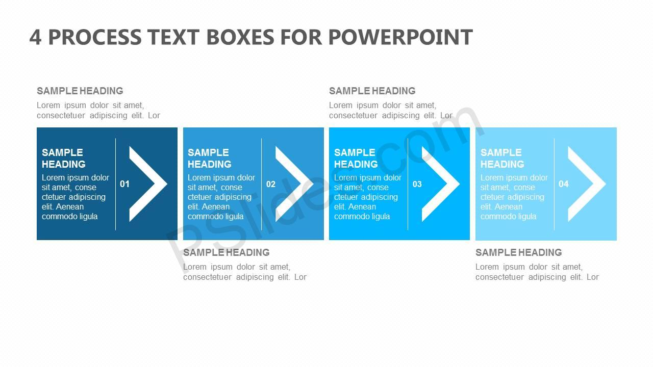 4-Process-Text-Boxes-for-PowerPoint-Slide1