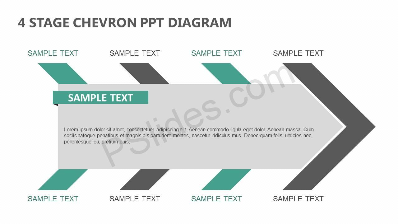 4-Stage-Chevron-PPT-Diagram-Slide1