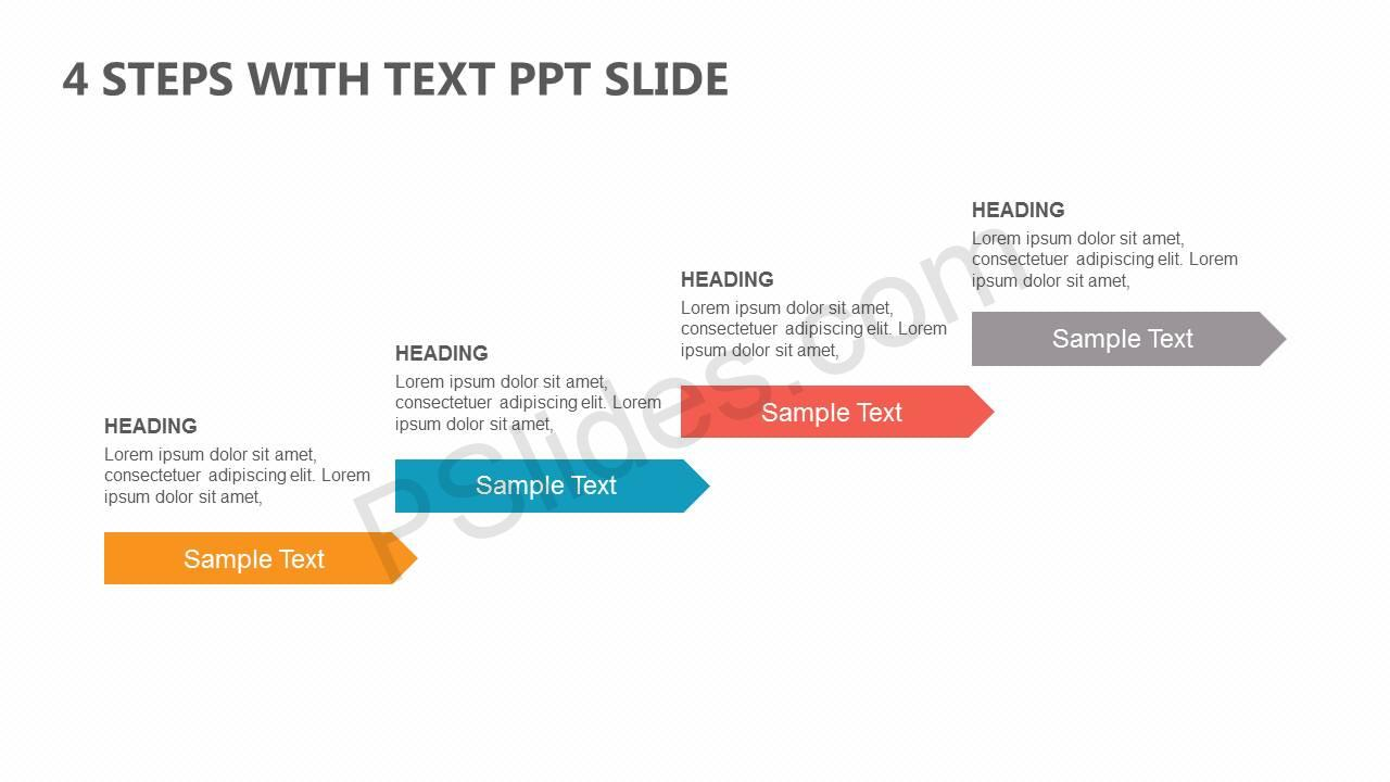4-Steps-with-Text-PowerPoint-Slide-Slide1
