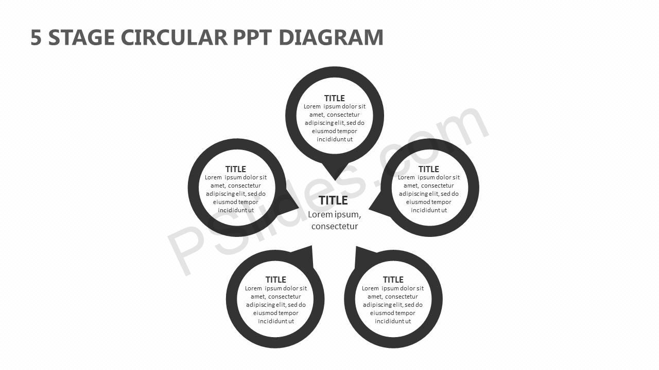 5-Stage-Circular-PowerPoint-Diagram-Slide1