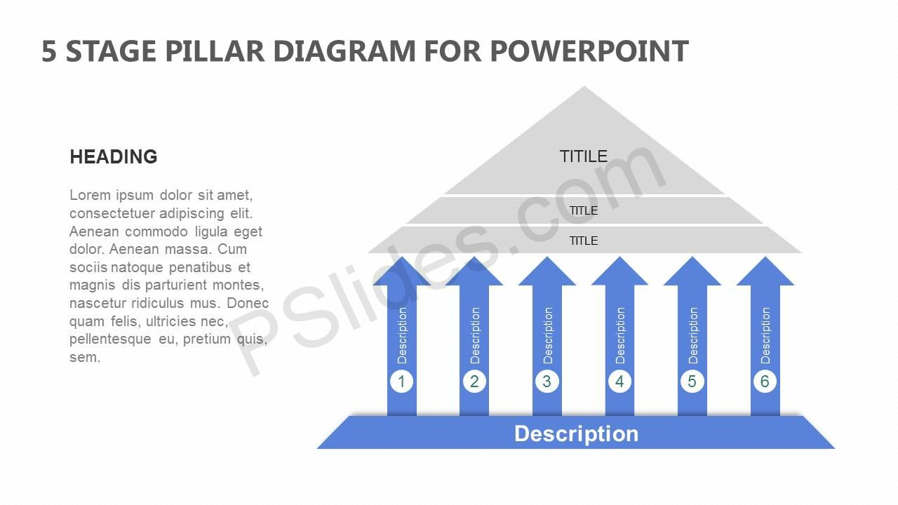 5-Stage-Pillar-Diagram-for-PowerPoint-Slide1