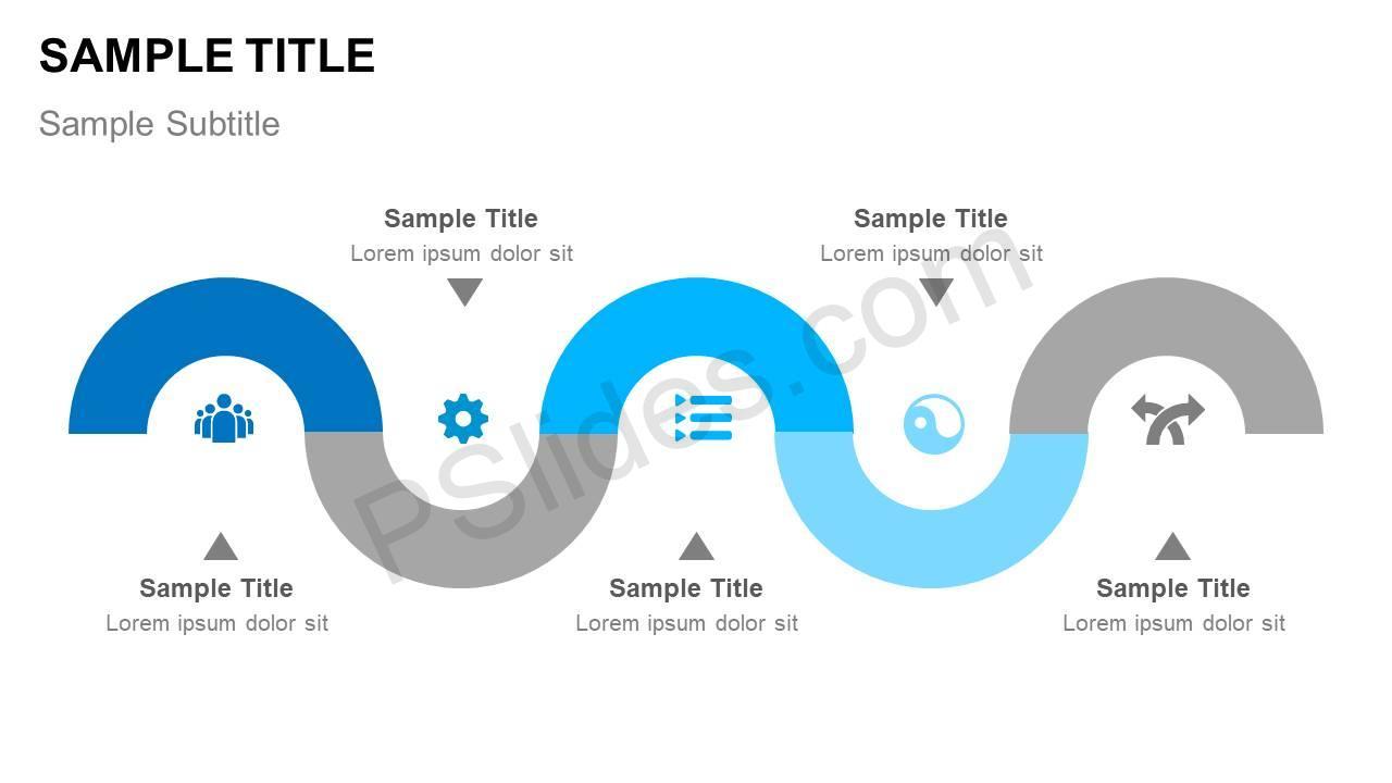 5-Stage-Snake-Process-Diagram-Slide1