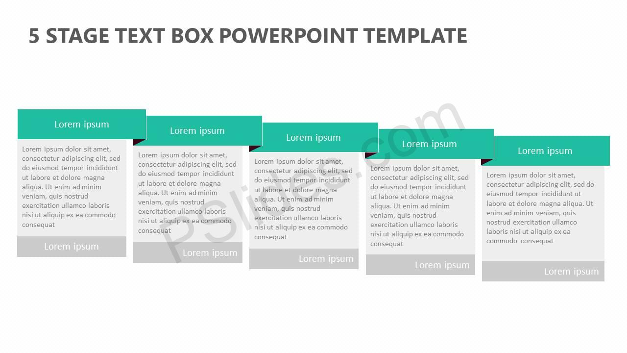 5-Stage-Text-Box-PowerPoint-Template-Slide1