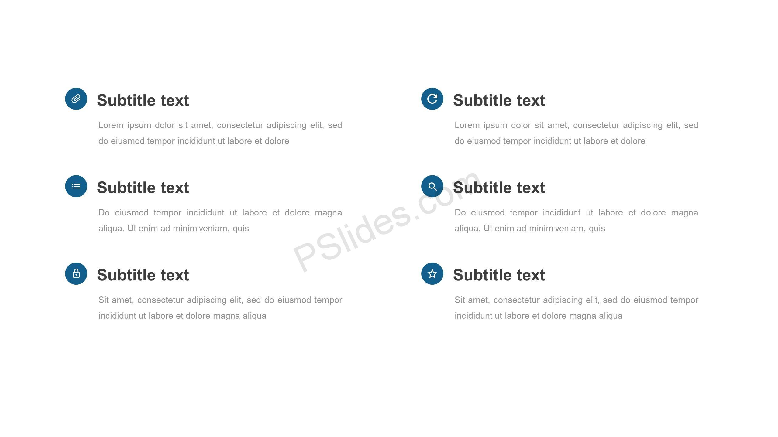 6-Part-List-PowerPoint-Slide-Slide1