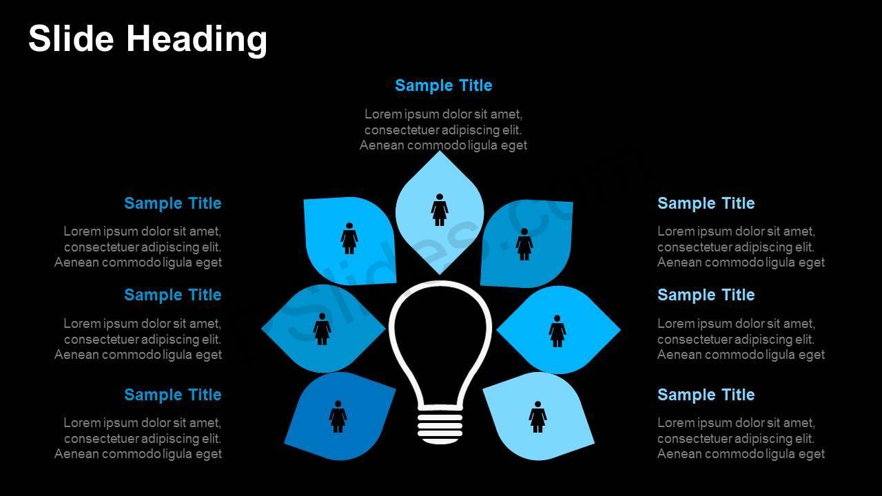 7-Step-Light-bulb-PowerPoint-Diagram-Slide2