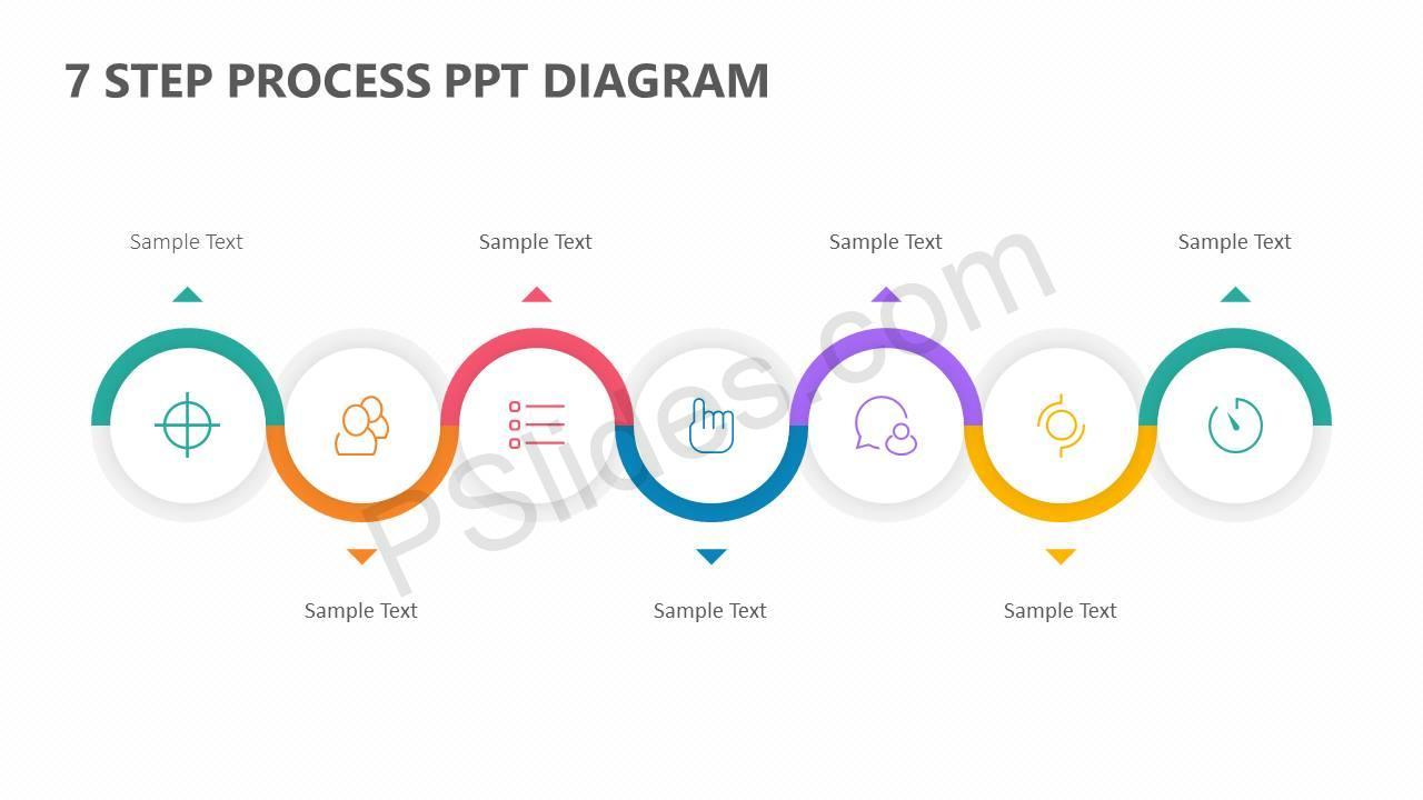 7-Step-Process-PPT-Diagram-Slide1