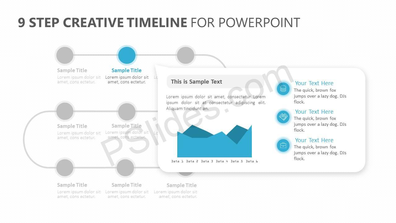 9-Step-Creative-Timeline-for-PowerPoint-Slide2