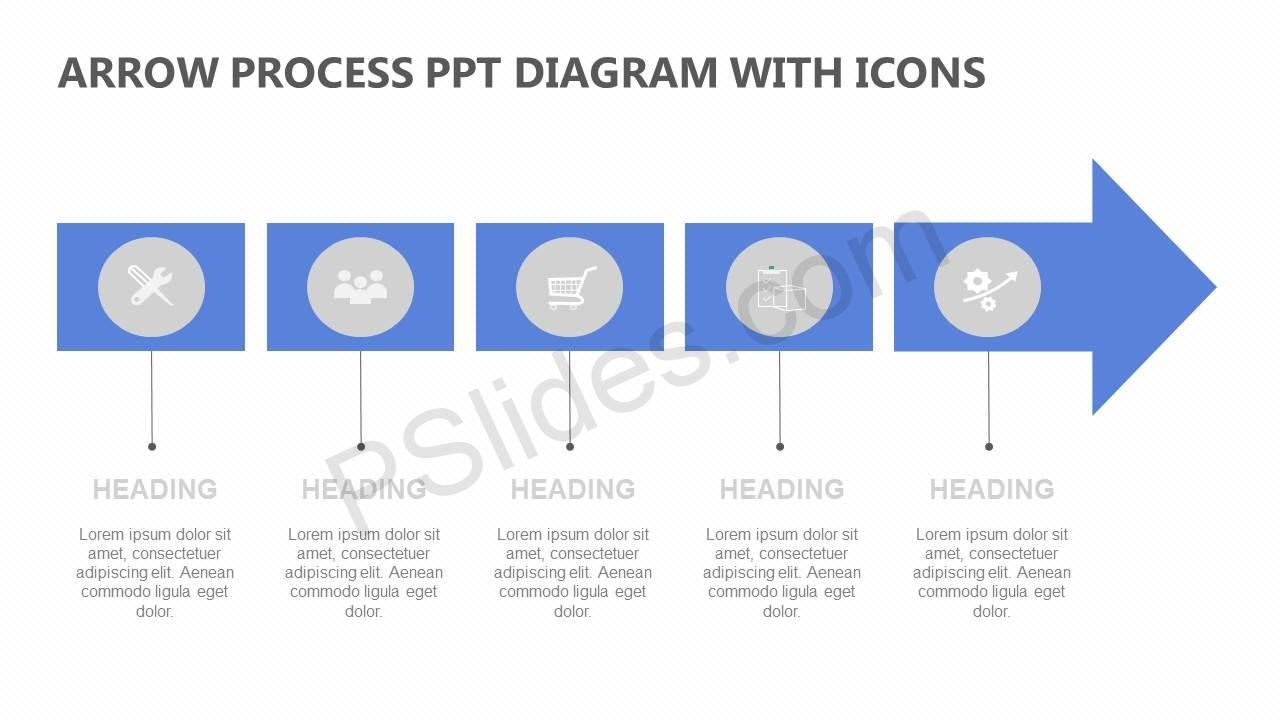 Arrow-Process-PPT-Diagram-with-Icons-Slide1