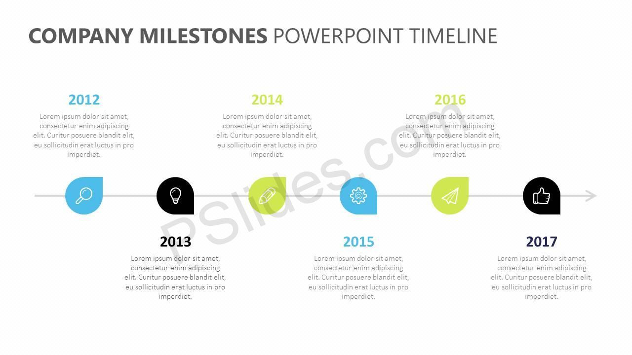 Company-Milestones-PowerPoint-Timeline-Slide1