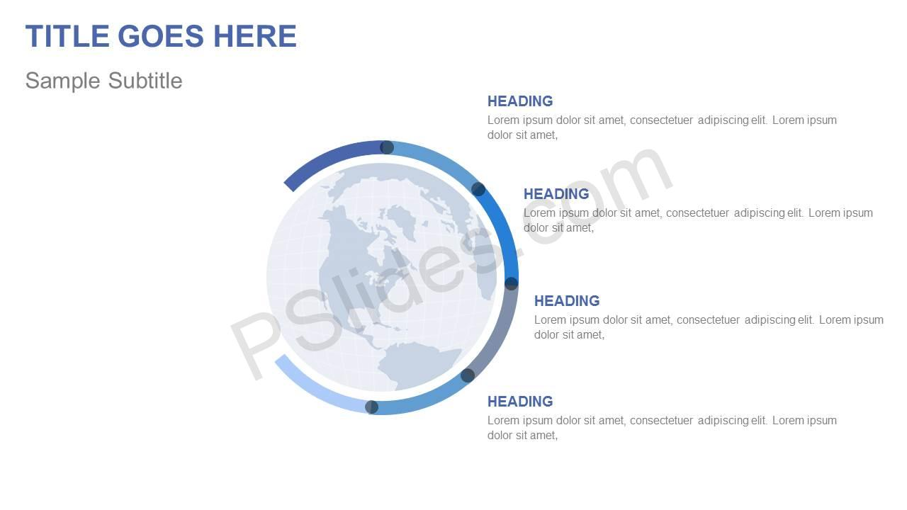 Globe-PowerPoint-List-Diagram-Slide1