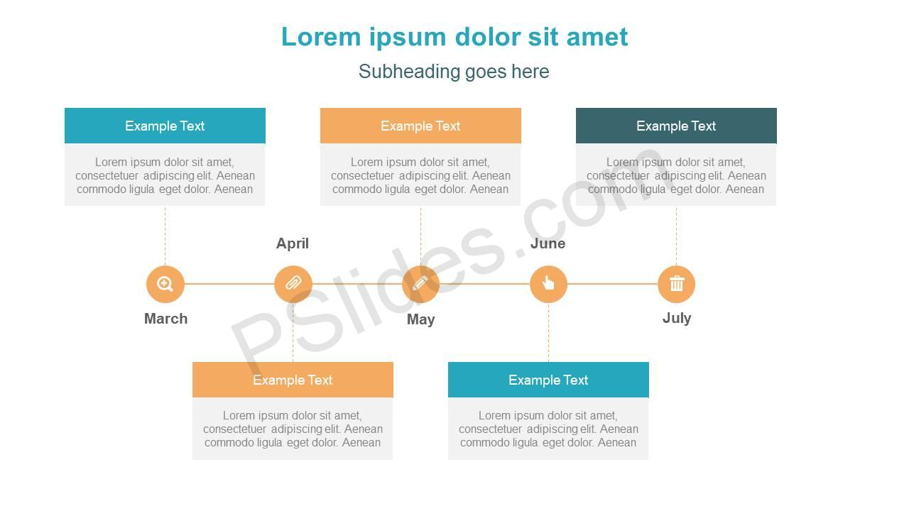 PPT-Timeline-with-Icons-Slide1