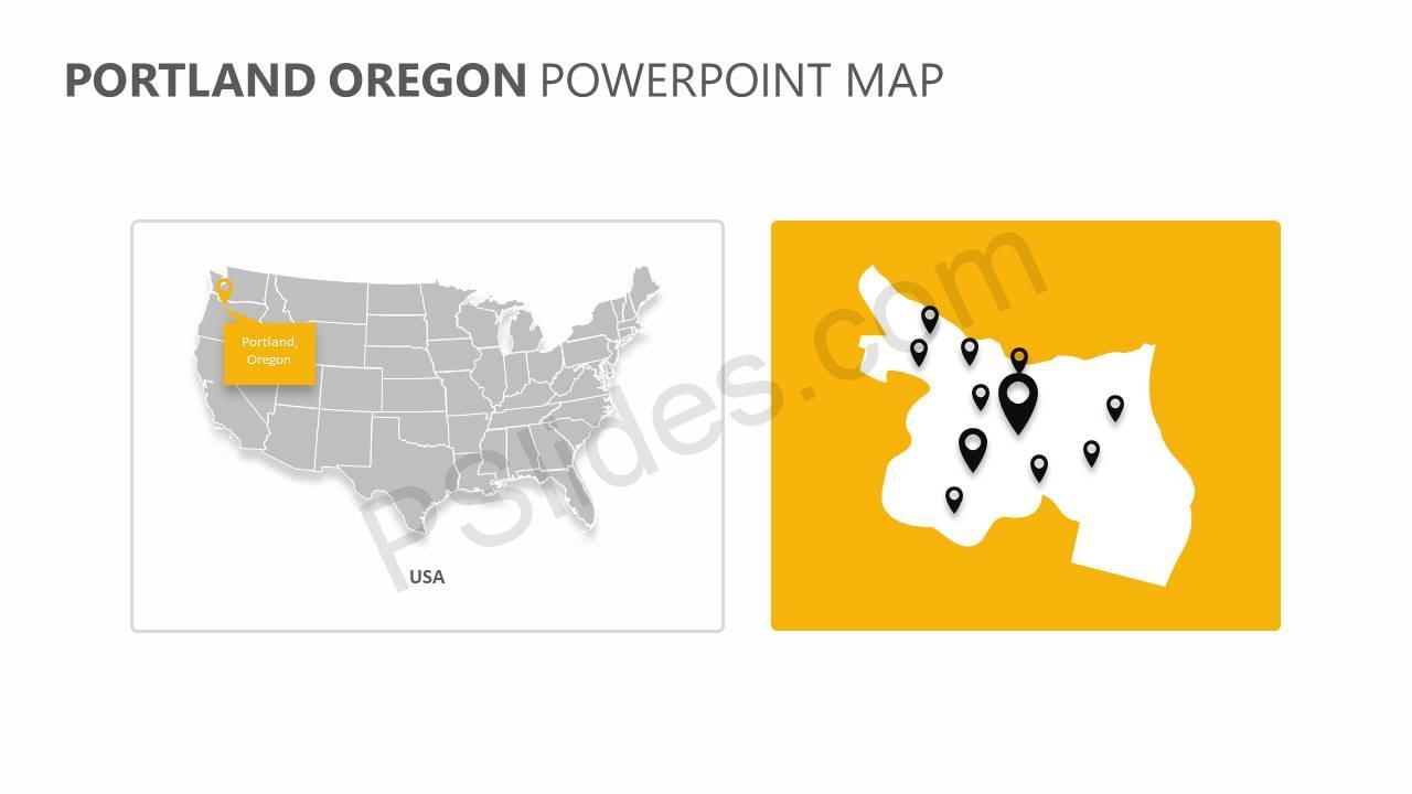 Portland-Oregon-PowerPoint-Map-Slide2