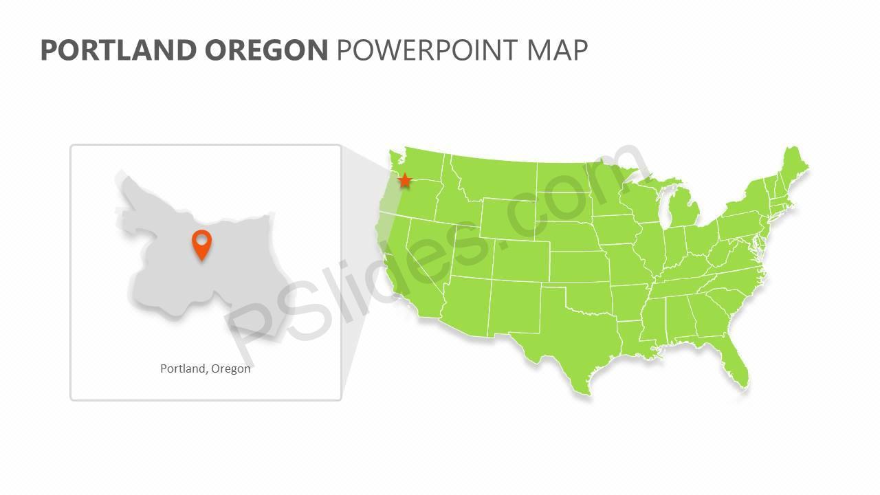 Portland-Oregon-PowerPoint-Map-Slide3