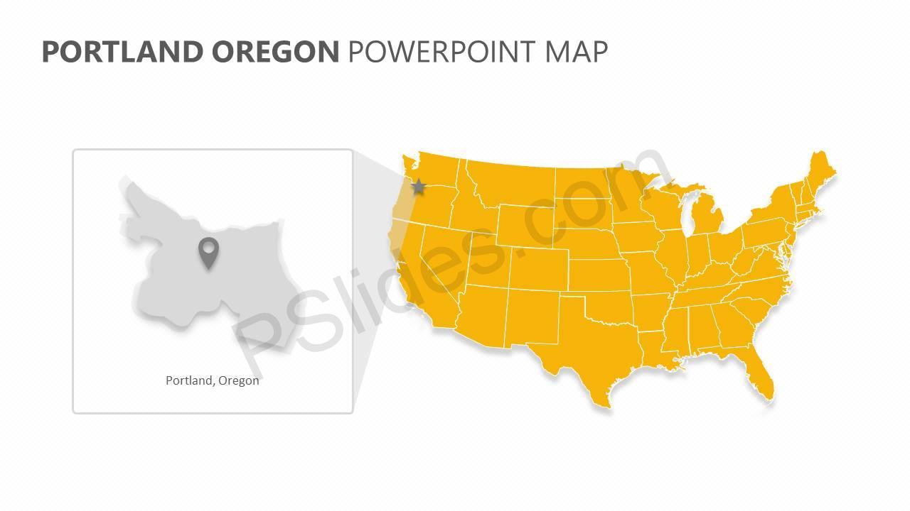 Portland-Oregon-PowerPoint-Map-Slide5