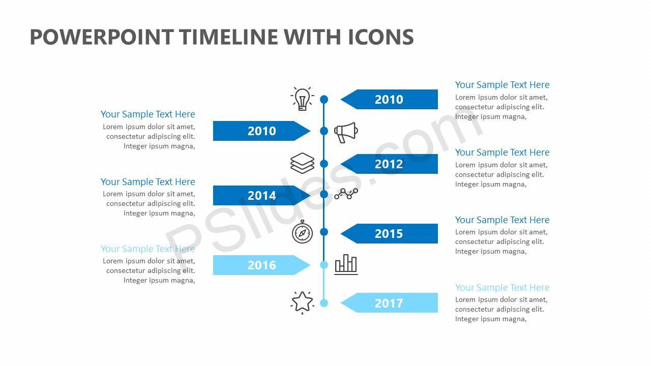 PowerPoint-Timeline-with-Icons-Slide1