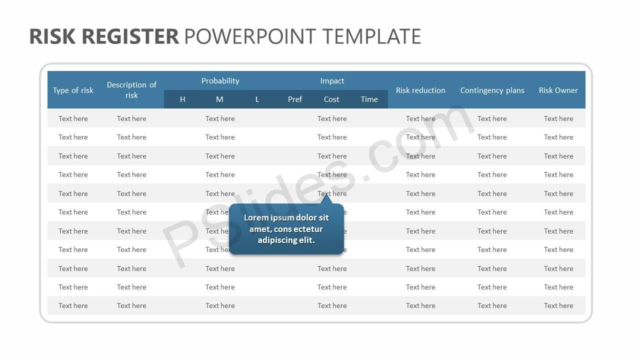 Risk-Register-PowerPoint-Template-Slide1