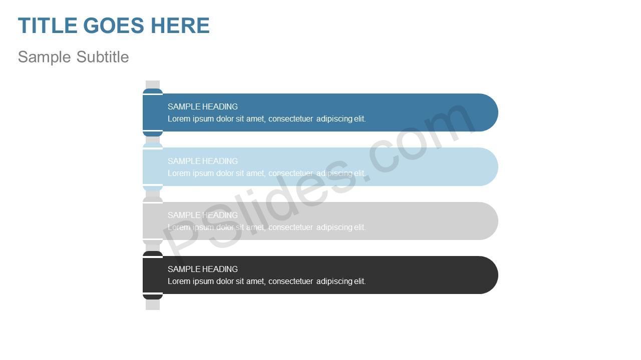 Signpost-List-Diagram-for-PowerPoint-Slide1