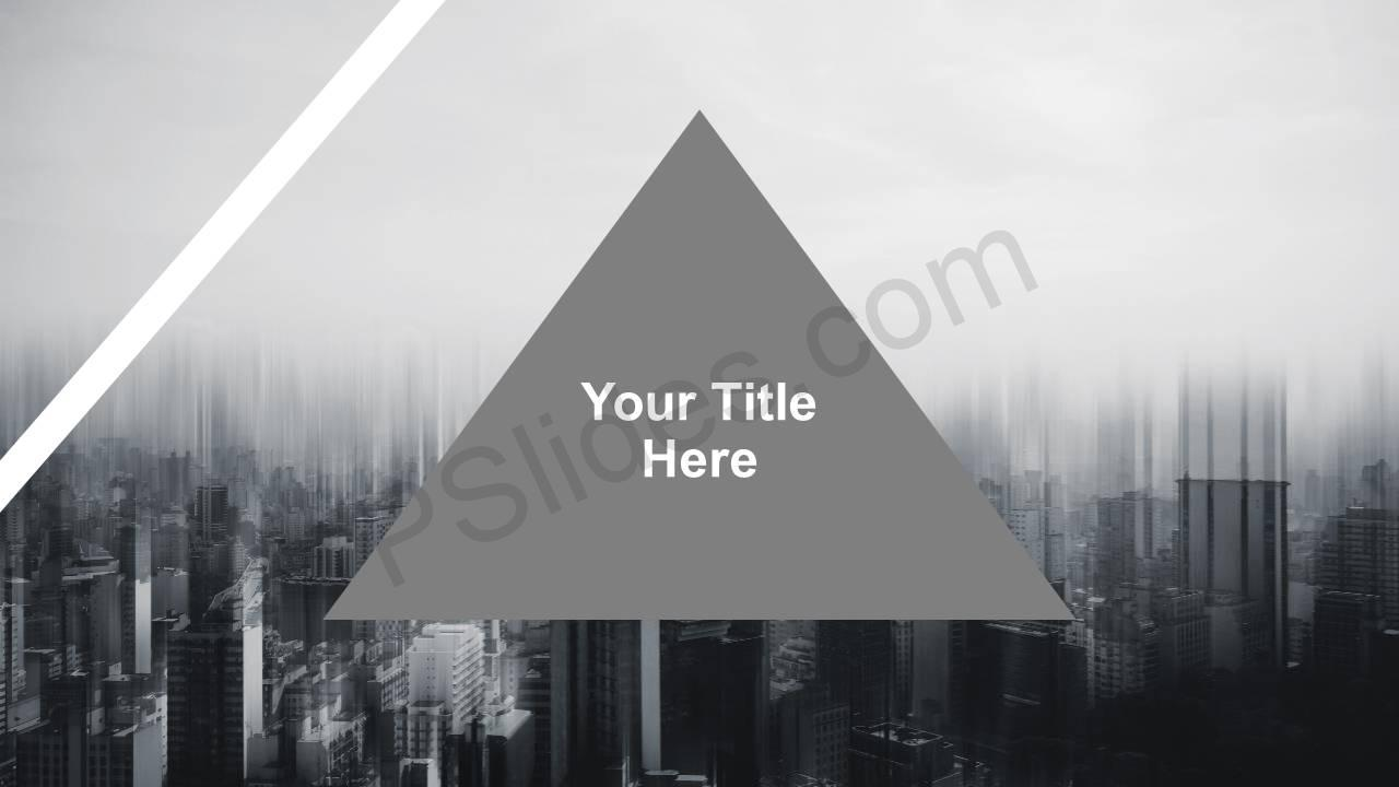 Triangle-Title-Slide-Slide1
