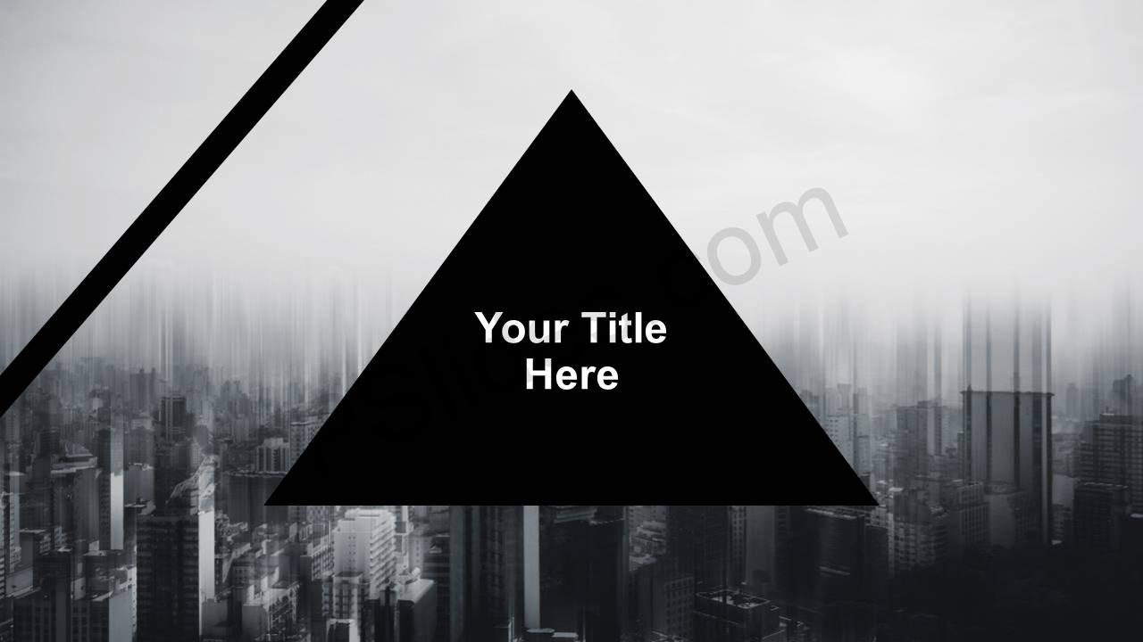 Triangle-Title-Slide-Slide2