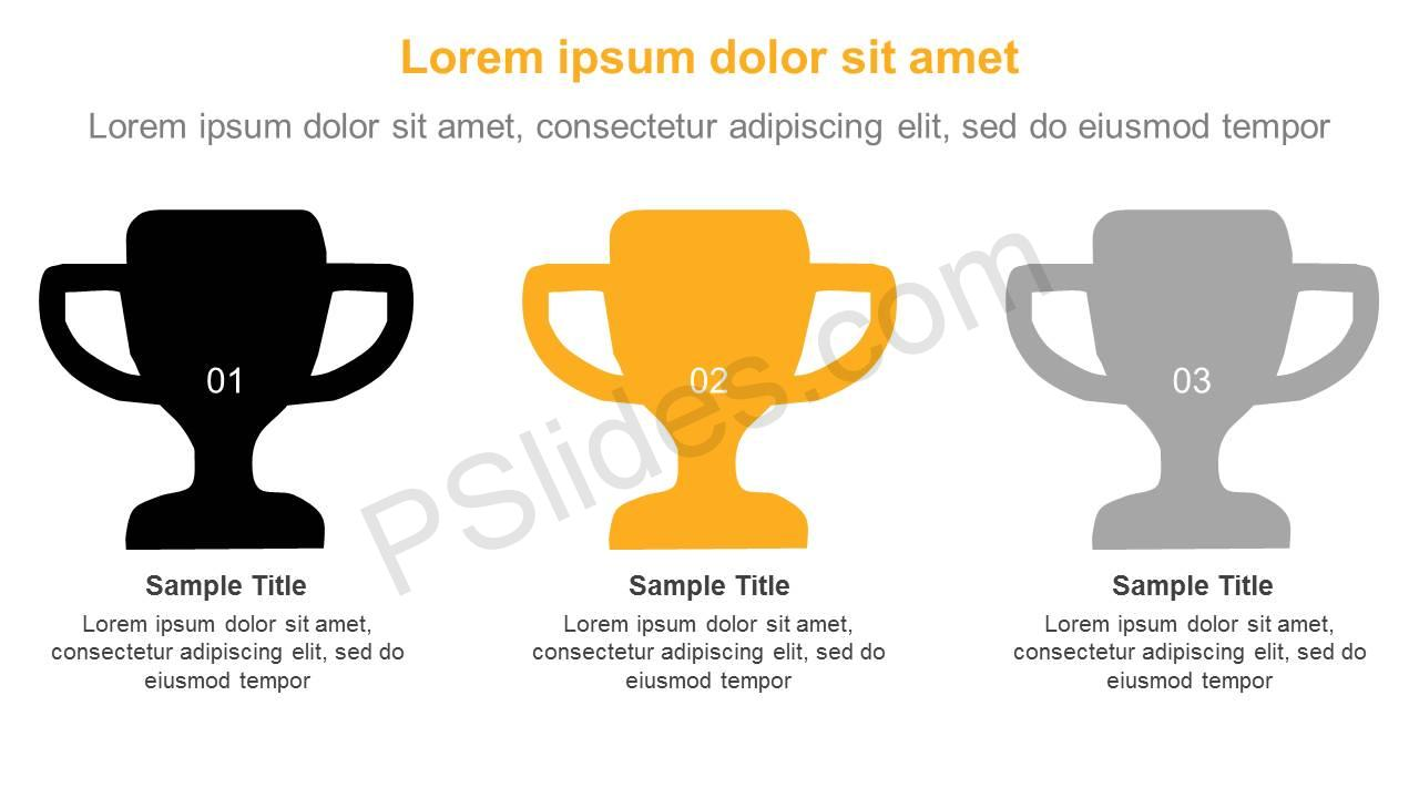 Trophy-PowerPoint-Diagram-Slide1