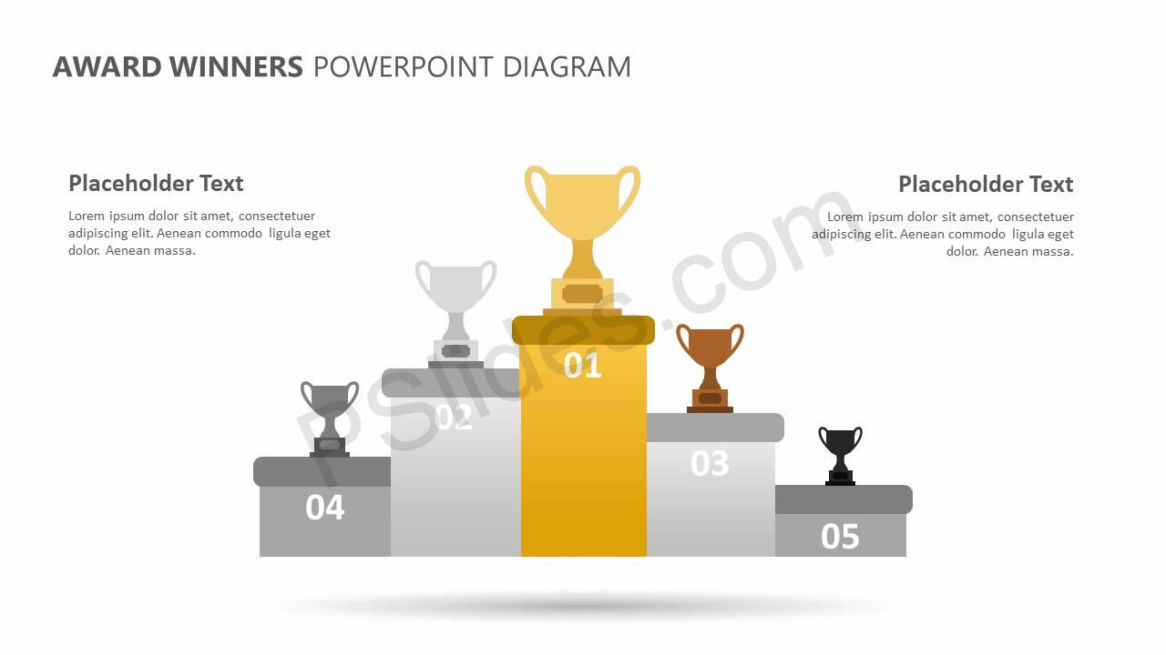 Award-Winners-PowerPoint-Diagram-Slide2