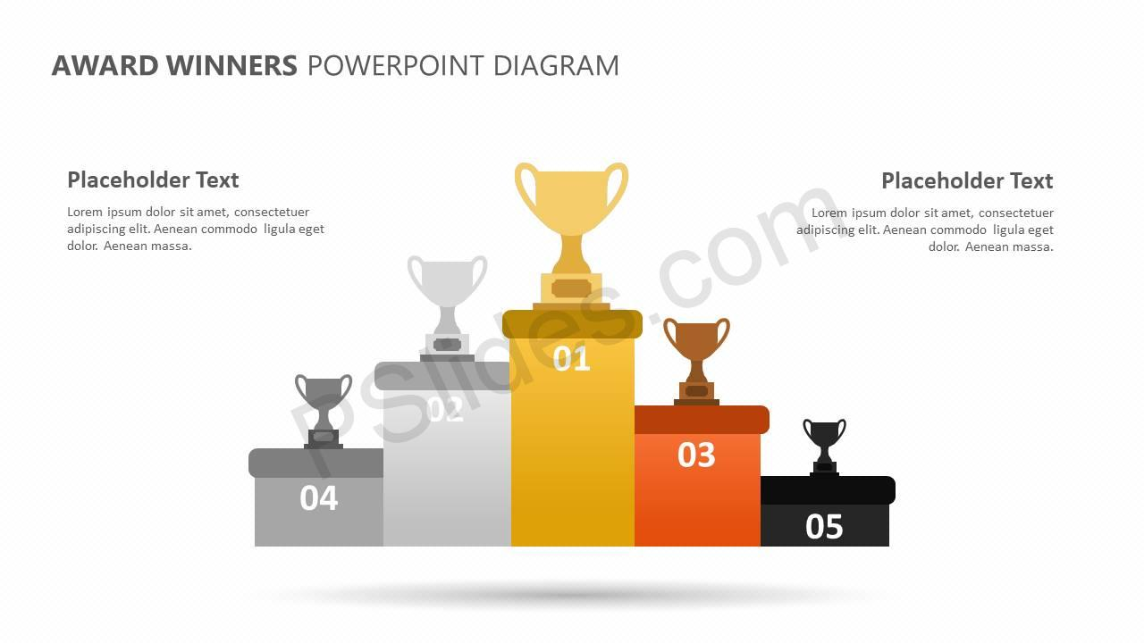 Award-Winners-PowerPoint-Diagram-Slide3