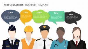 People Graphics PowerPoint Template