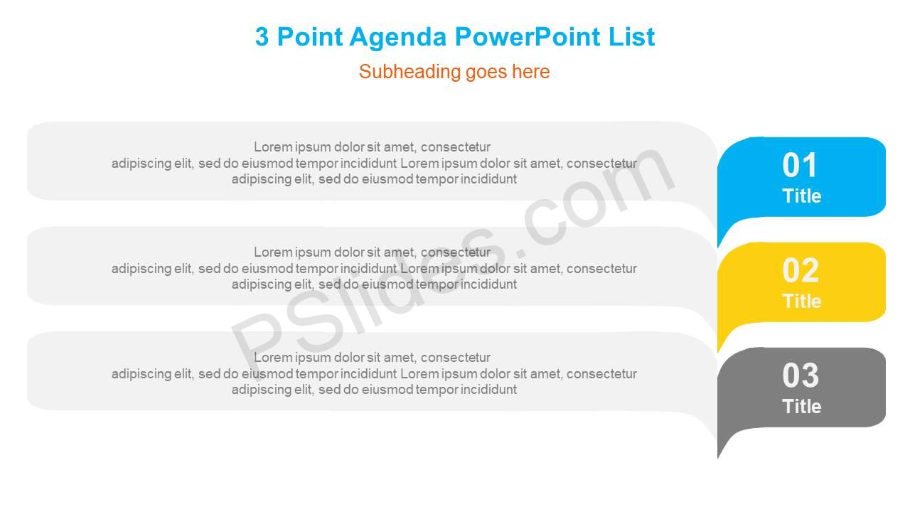 3-Point-Agenda-PowerPoint-List-Slide1