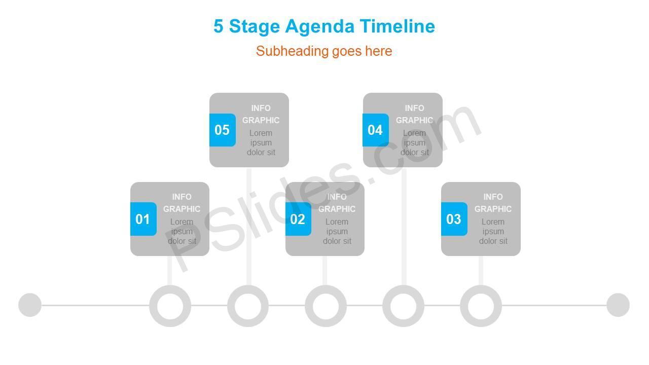 5-Stage-Agenda-Timeline-Slide1