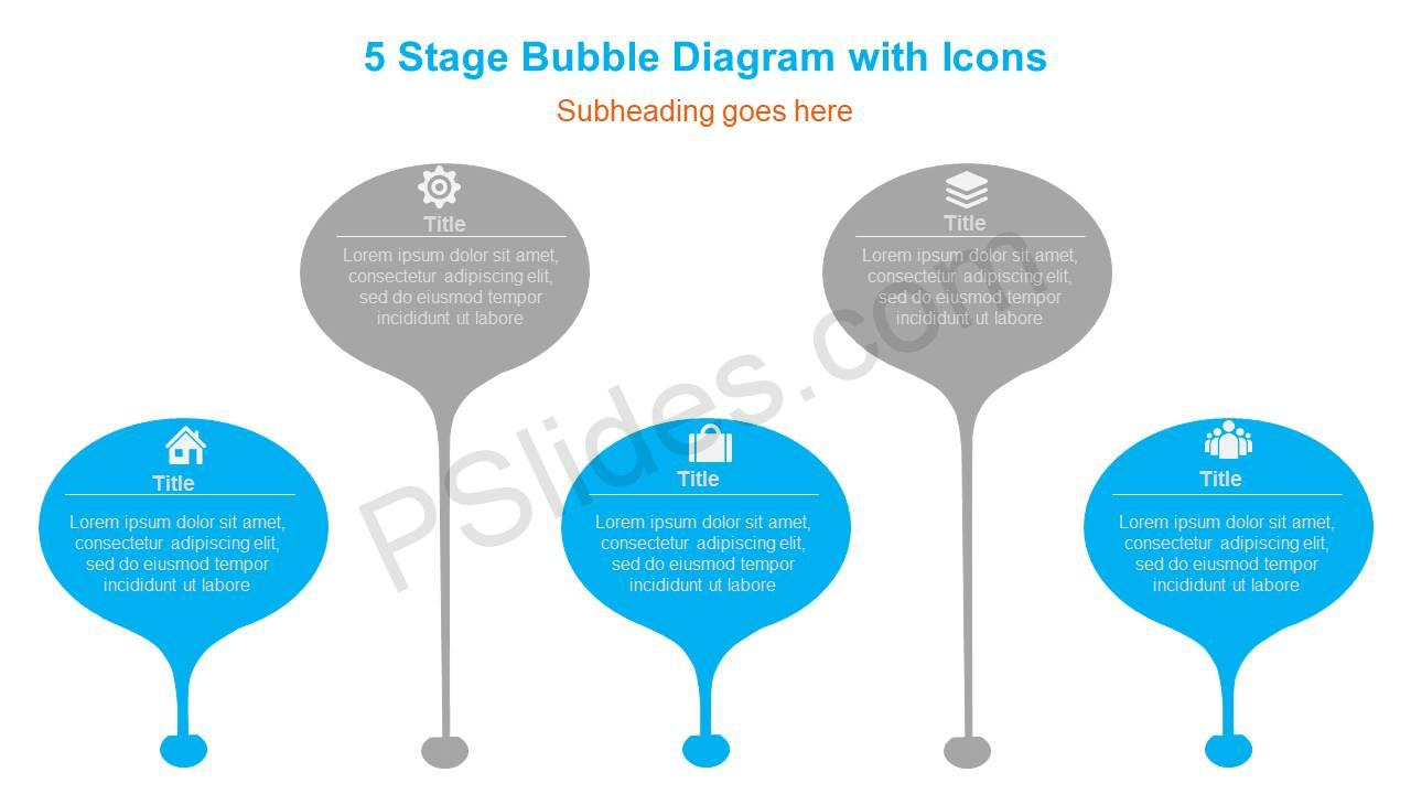 5-Stage-Bubble-Diagram-with-Icons-Slide1