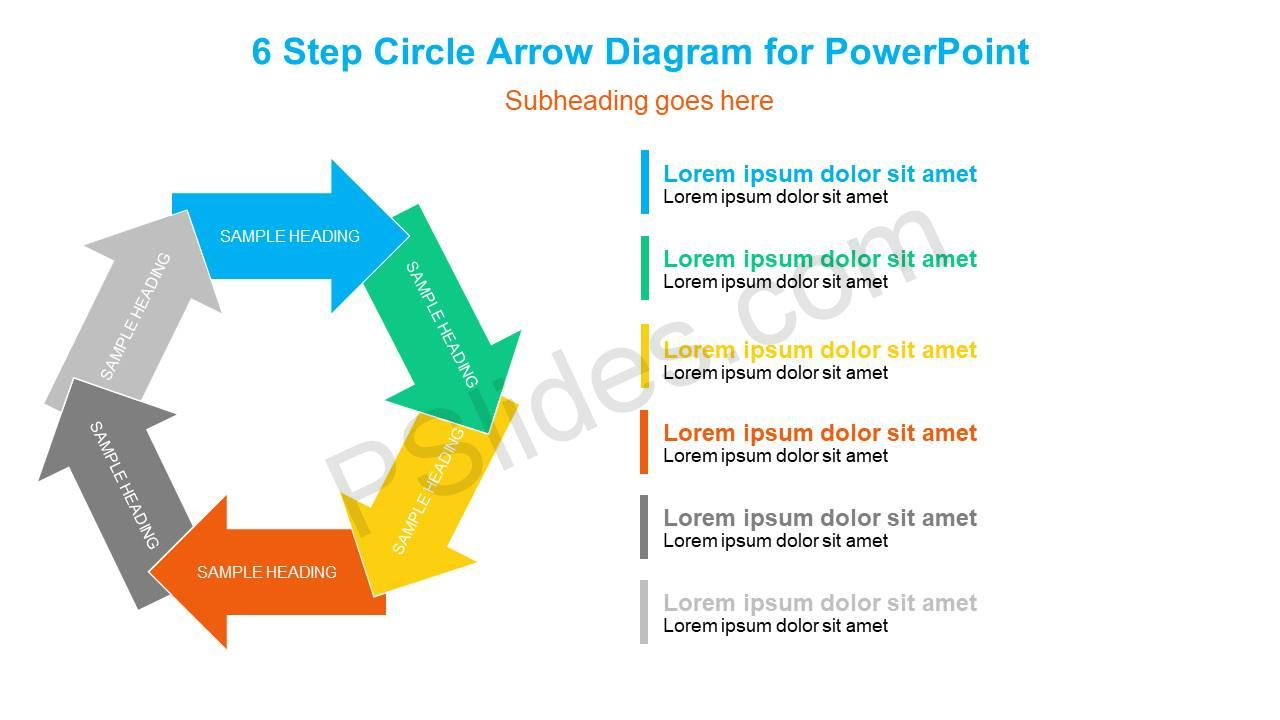 6-Step-Circle-Arrow-Diagram-for-PowerPoint-Slide1