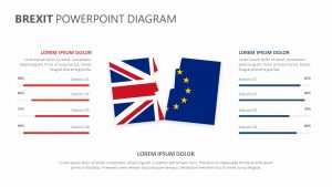 BREXIT PowerPoint Diagram