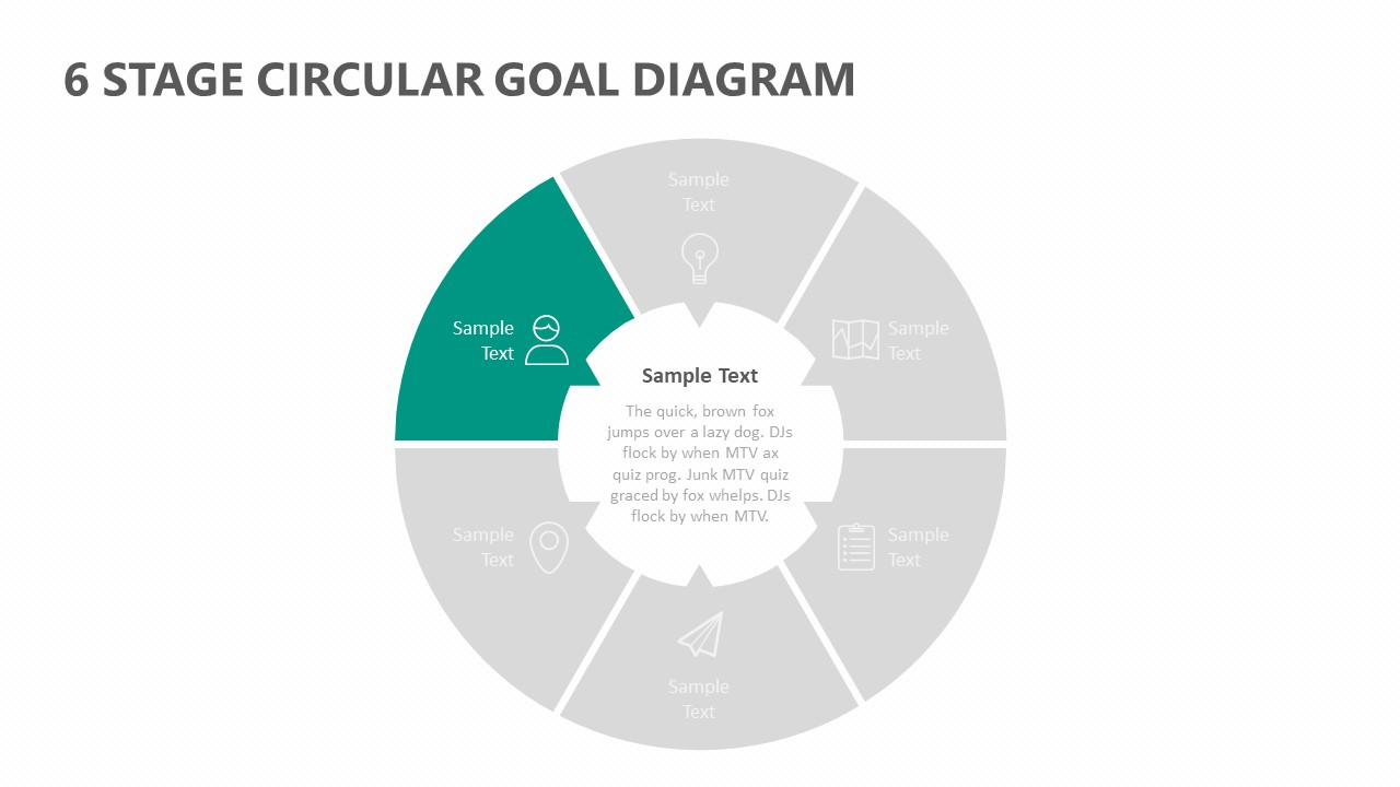 6 Stage Circular Goal Diagram (2)