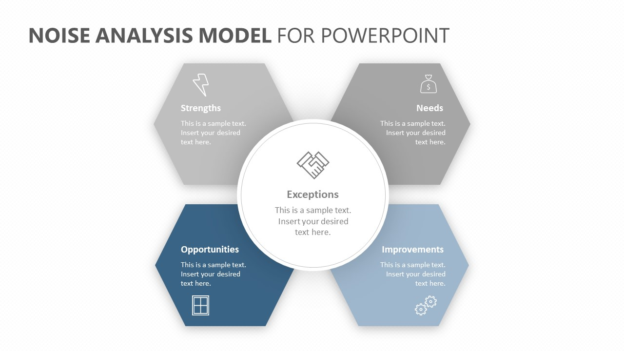 NOISE Analysis Model for PowerPoint (2)