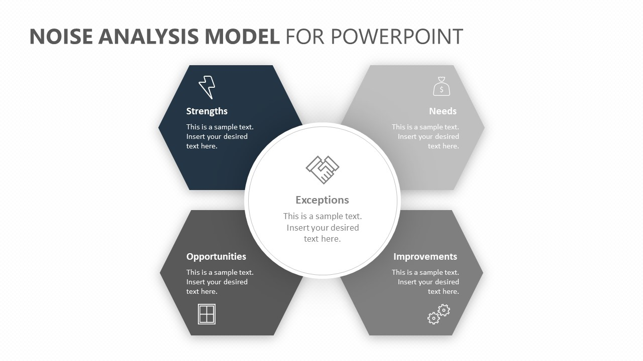 NOISE Analysis Model for PowerPoint (3)