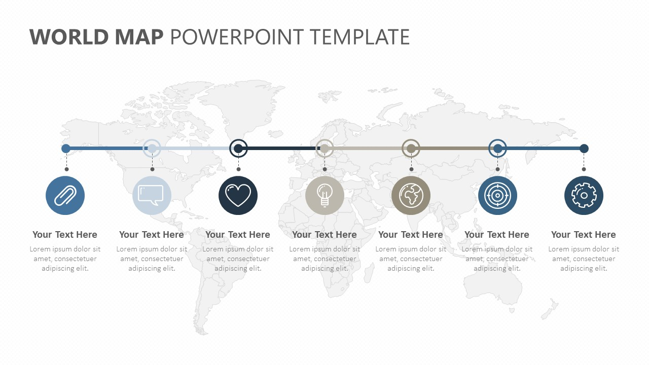 World PowerPoint Timeline (1)