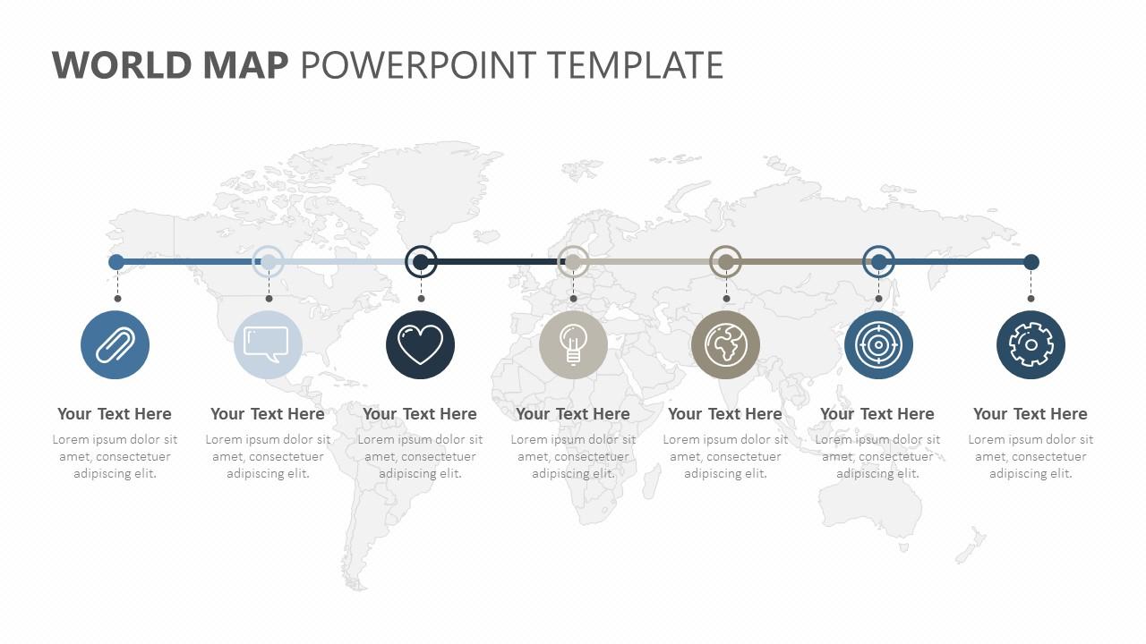 World PowerPoint Timeline (1)