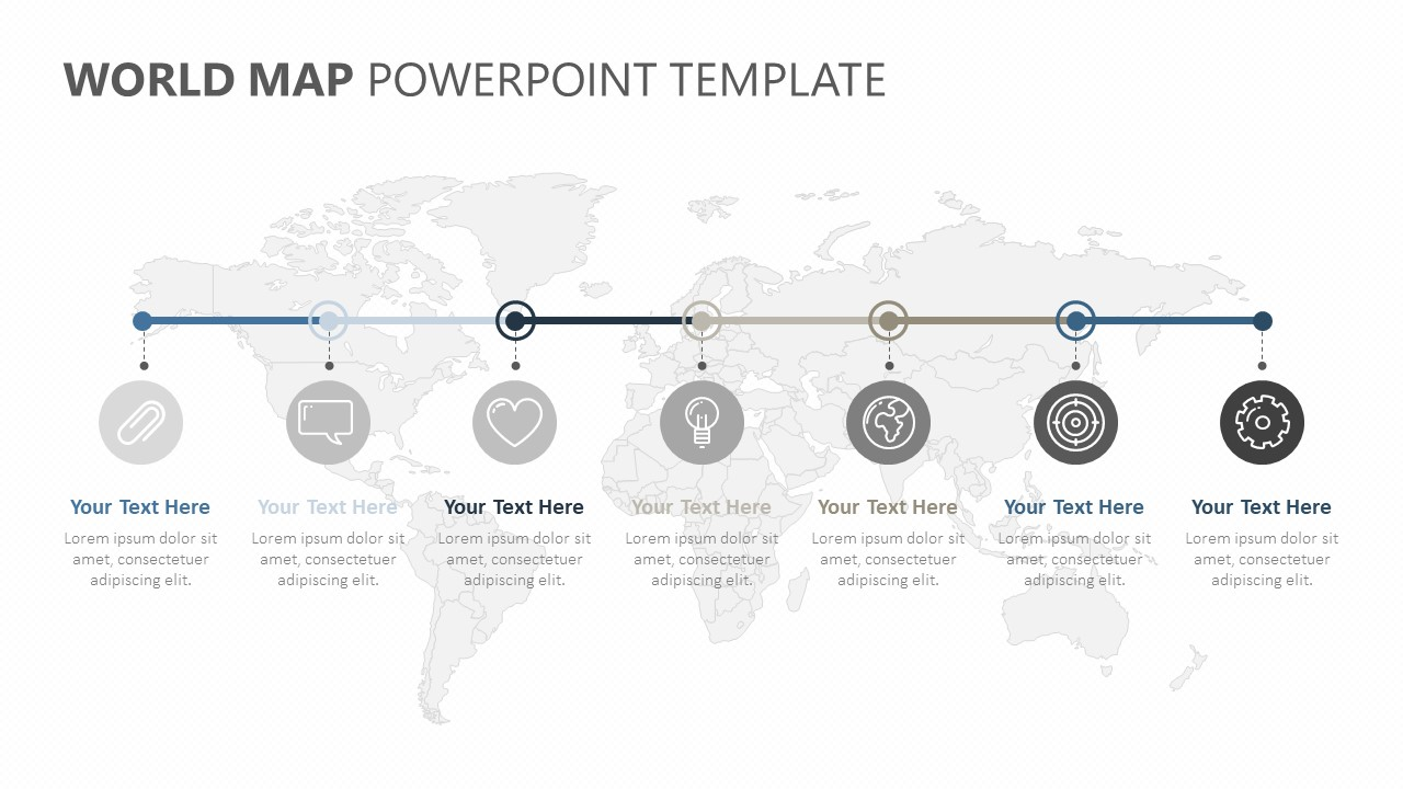 World PowerPoint Timeline (2)