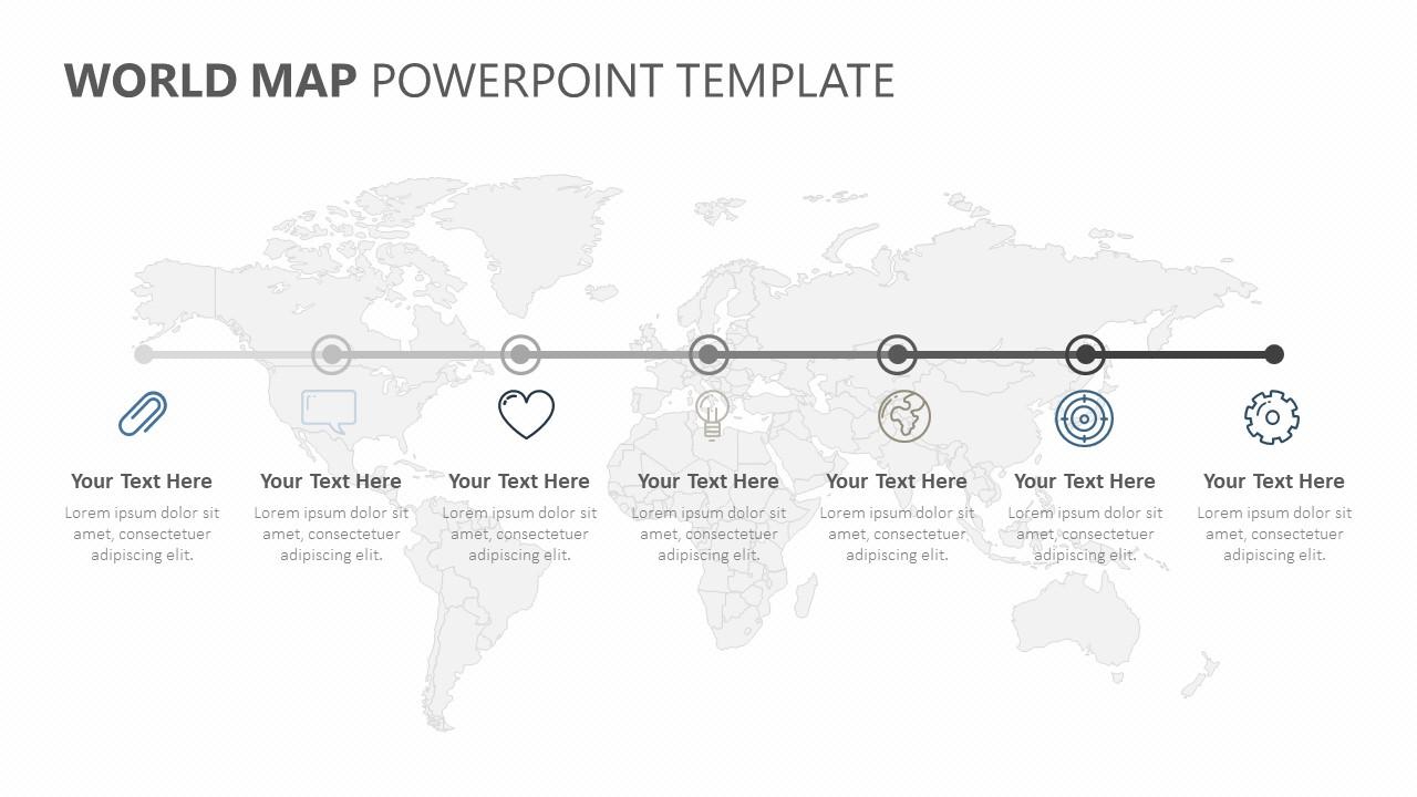 World PowerPoint Timeline (5)