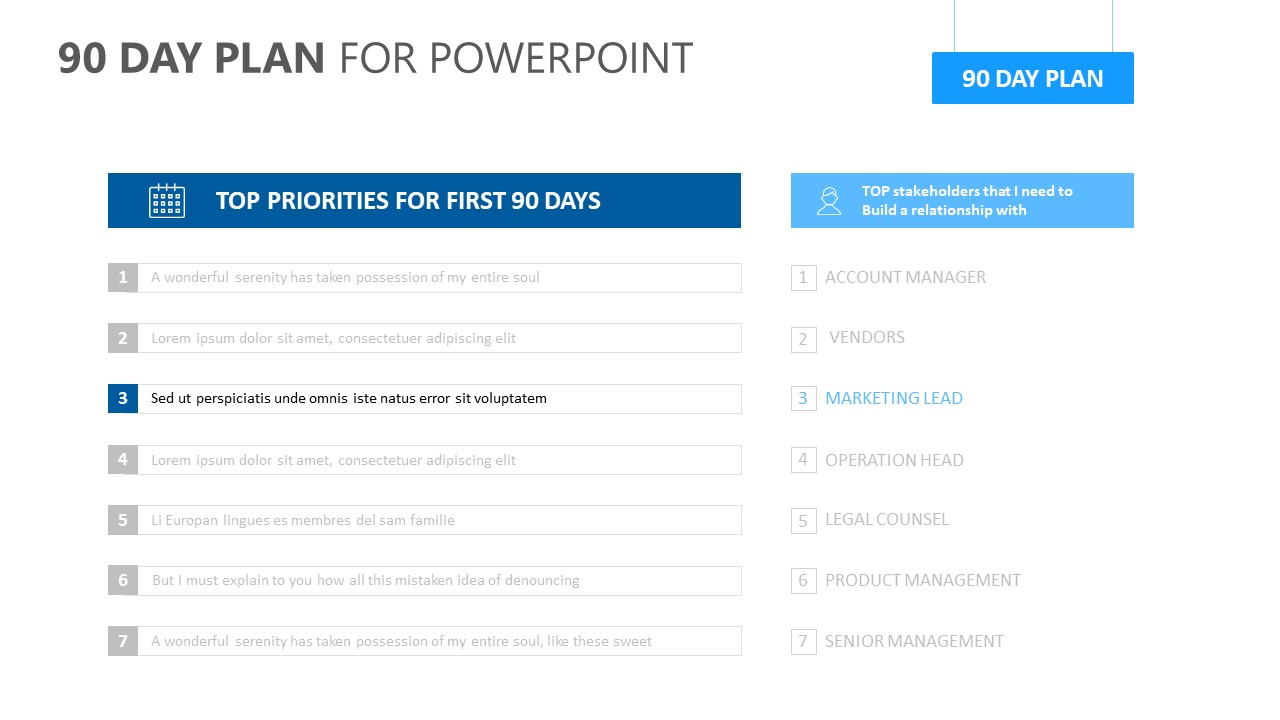 90 Day Plan for PowerPoint (2)