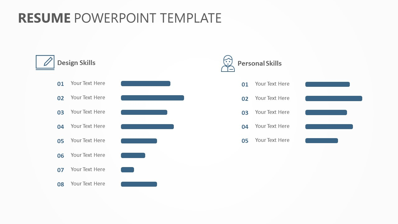 Resume PowerPoint Template (6)