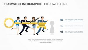 Teamwork Infographic for PowerPoint