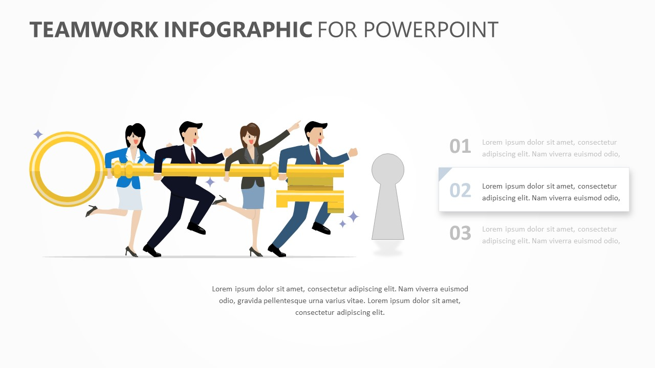 Teamwork Infographic for PowerPoint (2)