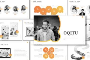 Oqitu – Powerpoint Template