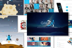 Galaxi – Multi-purpose PowerPoint Template