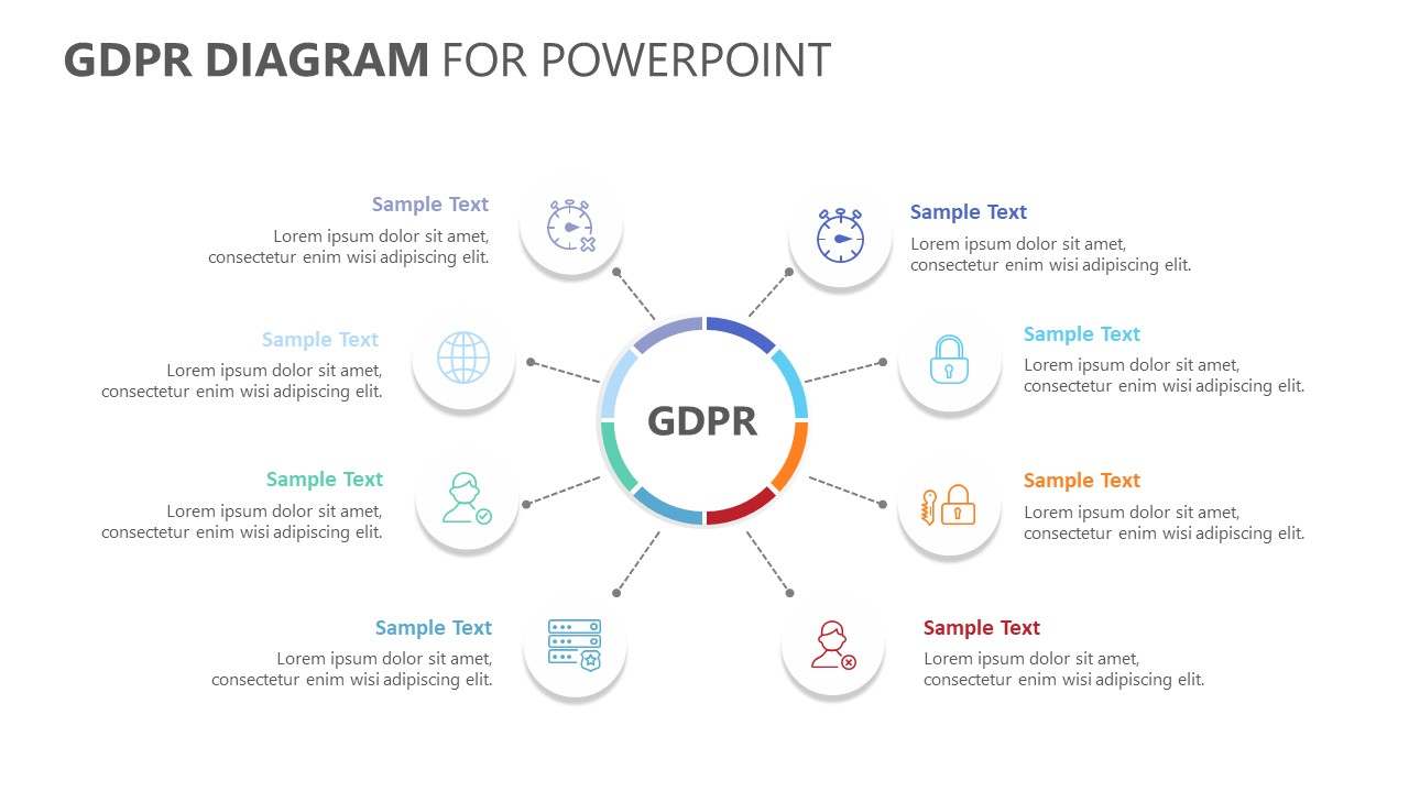 GDPR Diagram for PowerPoint (1)