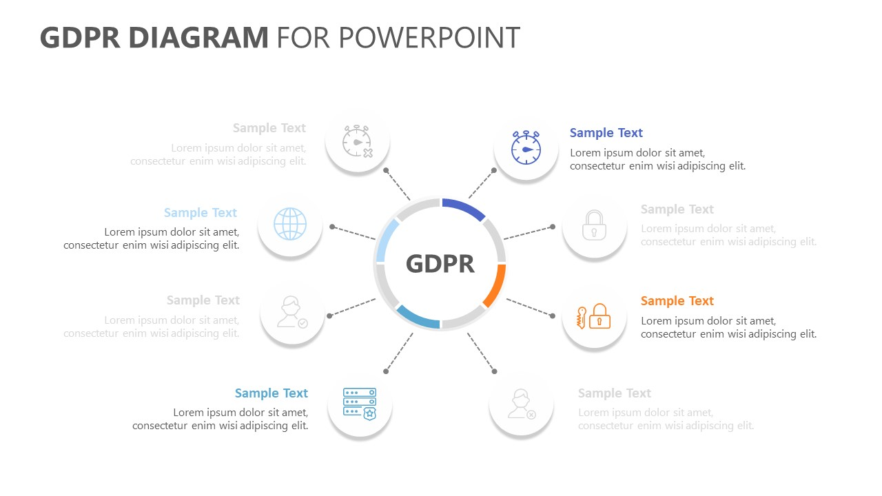 GDPR Diagram for PowerPoint (3)