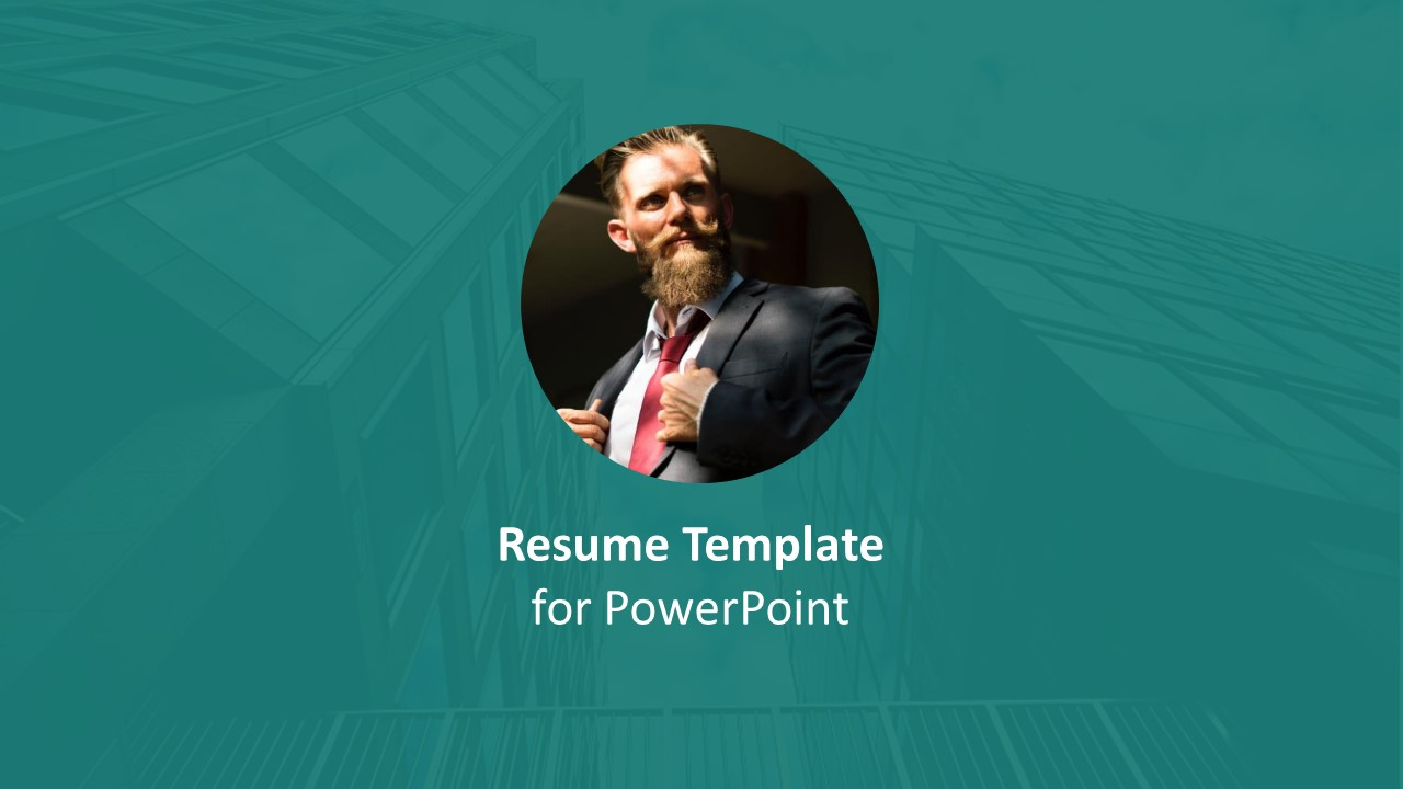 Resume PowerPoint Template (1)