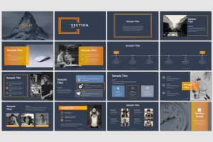 Molex - Multi-purpose PowerPoint Template